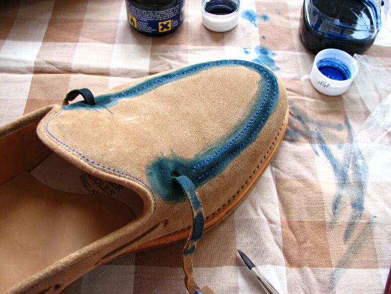 MrVintage-Malowanie-butów-zamszowych-7