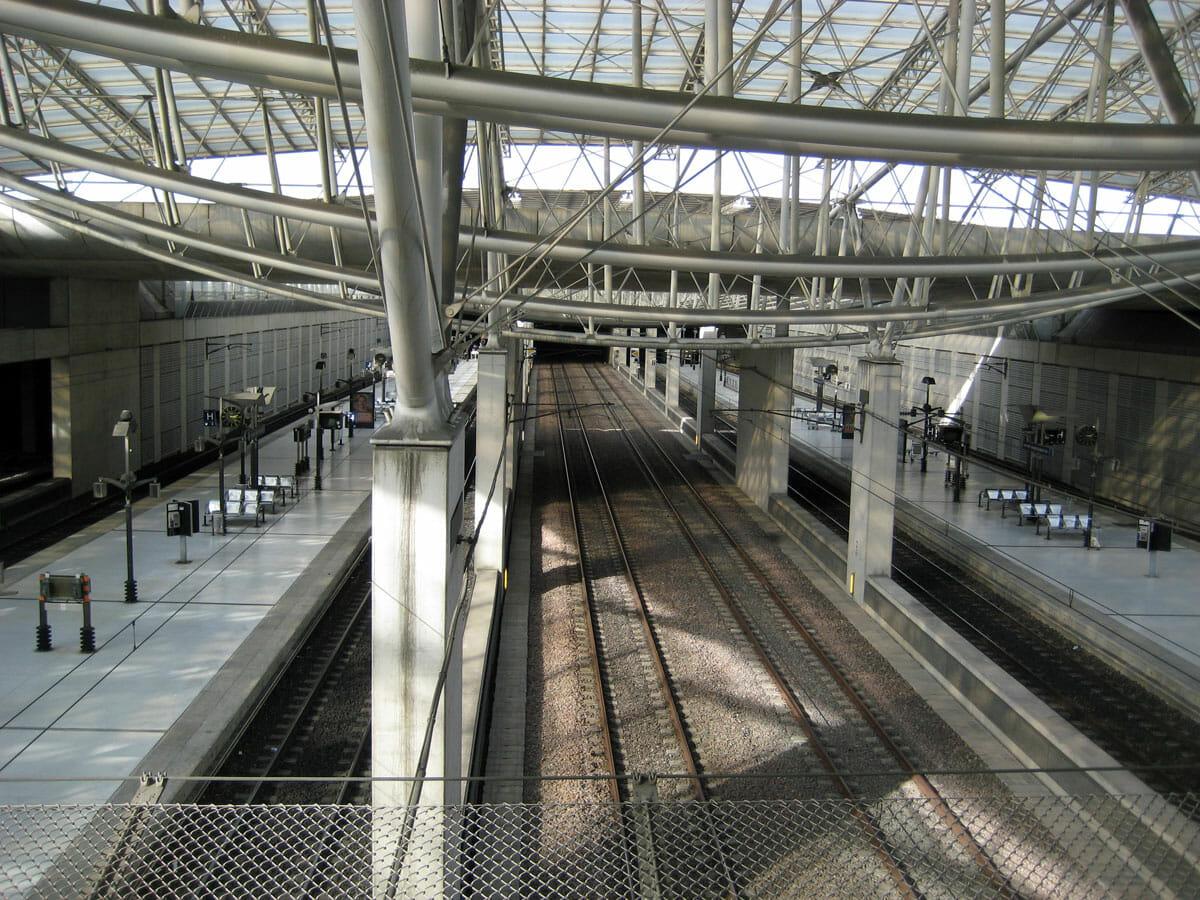 ... ale pociąg TGV zaraz odjeżdża, a my nawet tej słynnej wieży nie widzieliśmy!