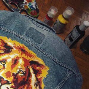 Farby do jeansu