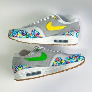 Malowane Nike
