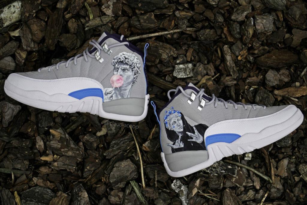 Custom Air Jordan