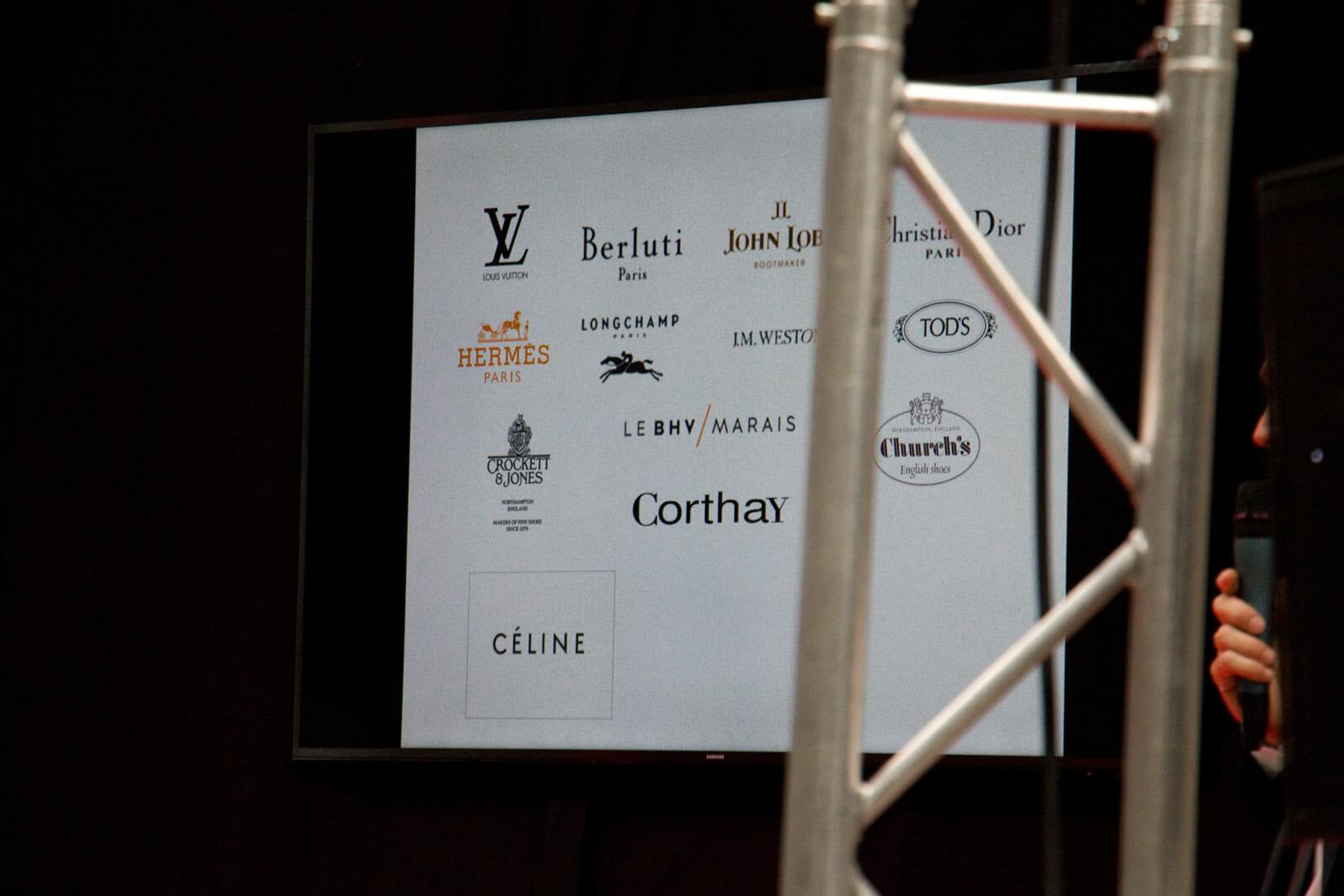 Louis Vuitton, Hermes, Berluti, Church współpracują z Saphir