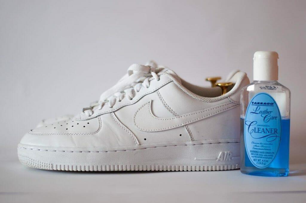 Czyszczenie Sneakersów Nike