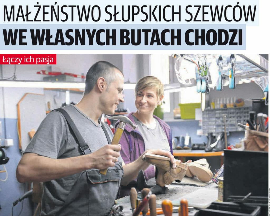 Szewc Słupsk