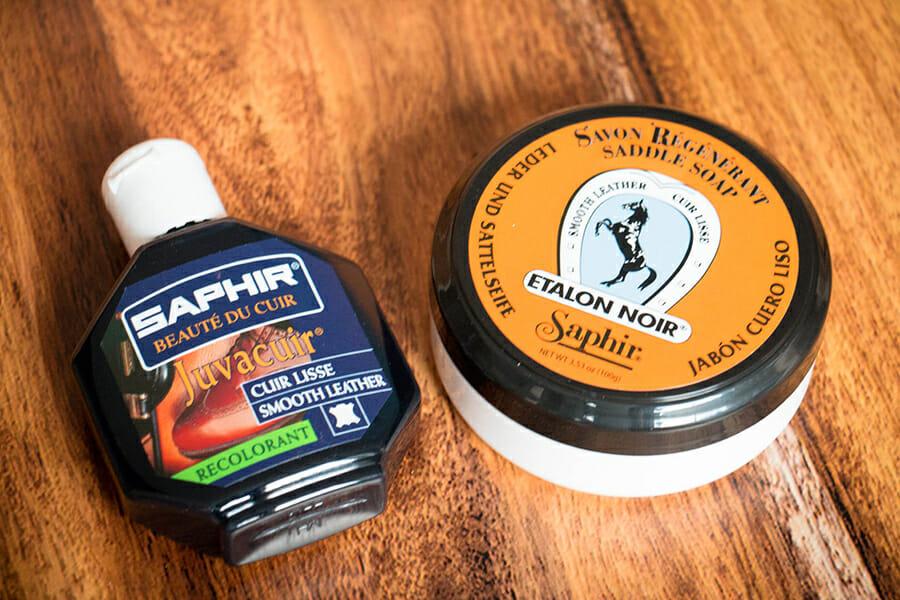 Renowacja skór
