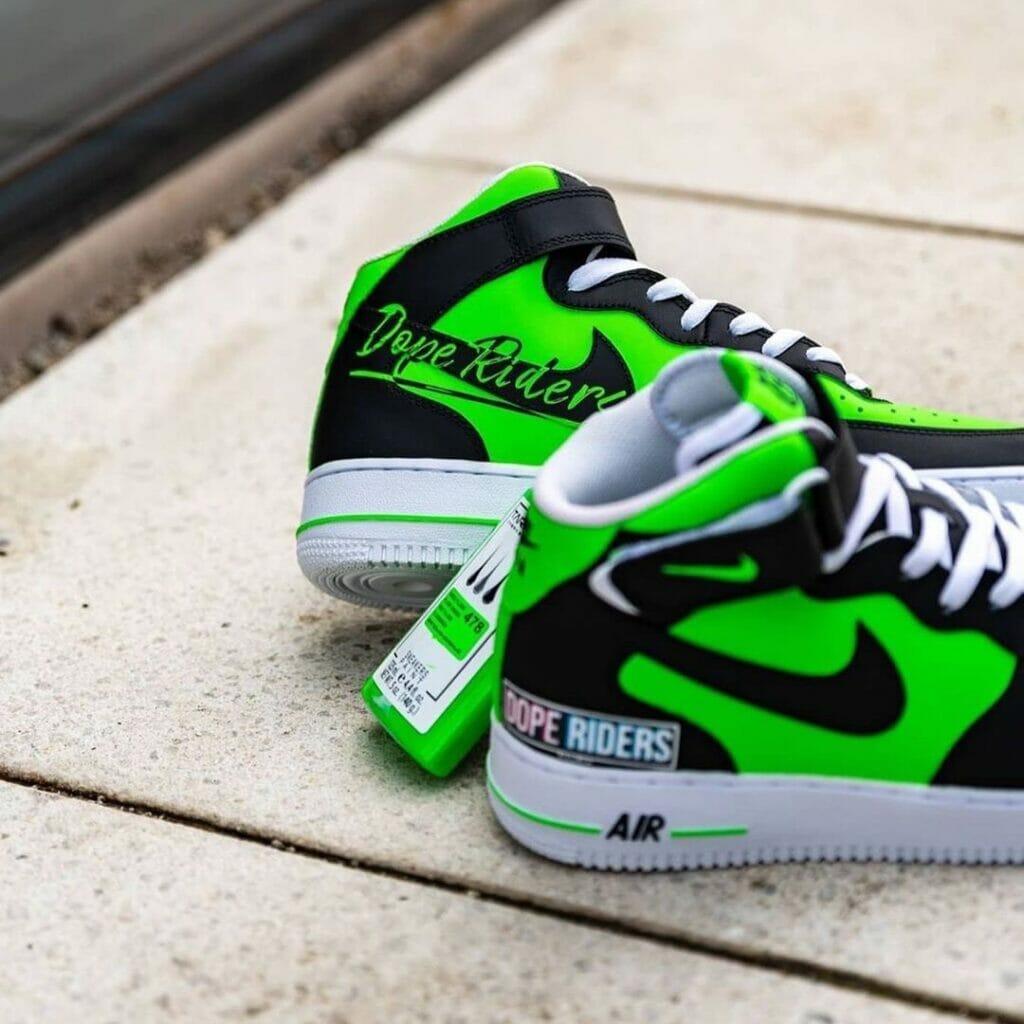 Farby akrylowe do personalizacji butów, skór, tekstyliów, jeansu, diy, rękodzieło