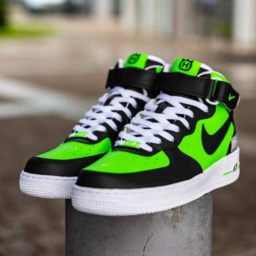 Maluj buty farbami tarrago sneakers paint