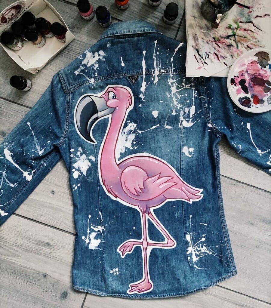 Malowanie i customizacja ubran