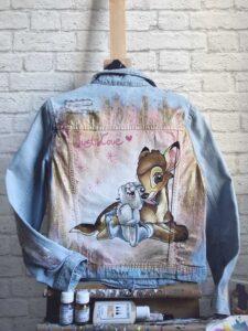 love custom - rękodzieło, farby akrylowe do odzieży