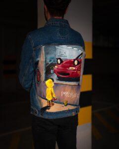 Customizacja jeansu i odzieży