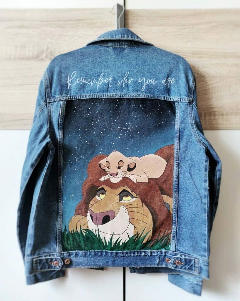 Custom jeans, denim, personalizacja