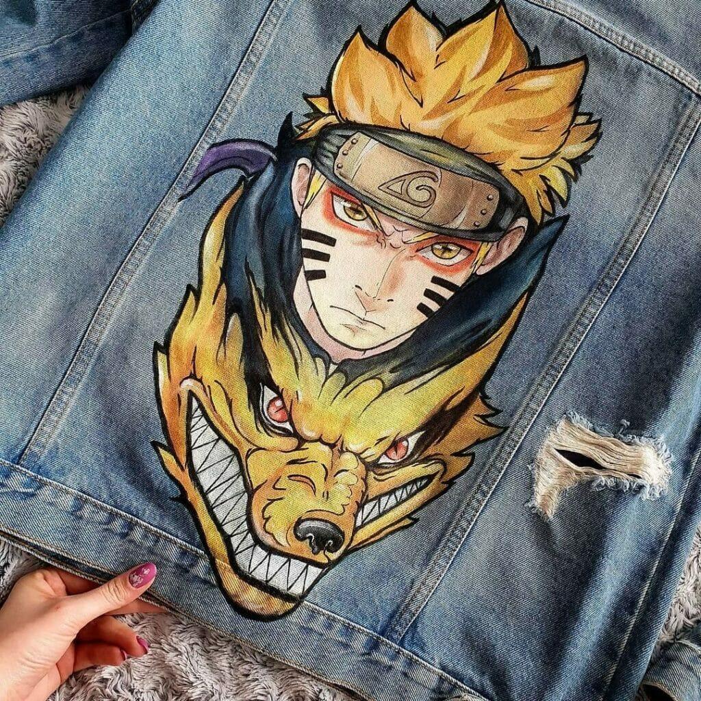 Customizacja jeansu i ubrań