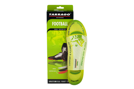 TARRAGO Outdoor Football / Rugby Insoles