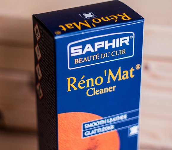 Cleaner do skór licowych - SAPHIR BDC Renomat 100ml