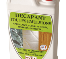 AVEL Decapant Emulsion Stripper 1L