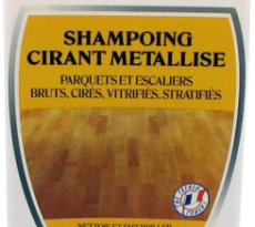 AVEL Metallic Polishing Shampoo Wood Floors 1L