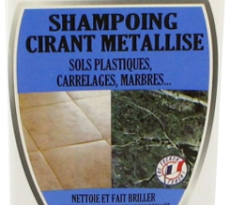 AVEL Metallic Wax Shampoo Tiles Marble 1L