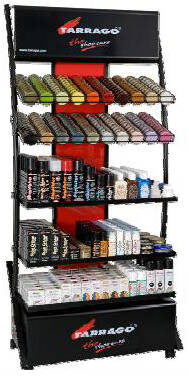 TARRAGO Display Multiproduct Stand
