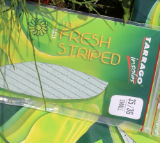 TARRAGO Insoles Daily Half Fresh Striped