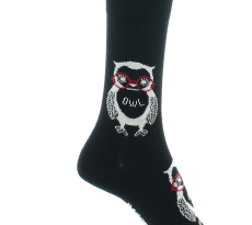 DAGOBERT Men Socks HIBOU