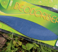 TARRAGO Insoles Daily Deo Plus Cut 35/46