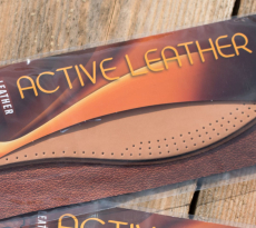 TARRAGO Insoles Leather Active
