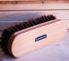 SAPHIR BDC Brush Natural Medium 18cm
