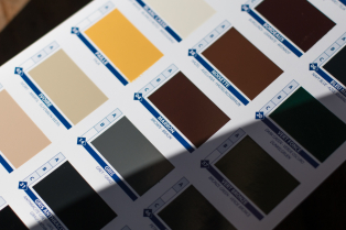 AVEL LTHR Color Chart