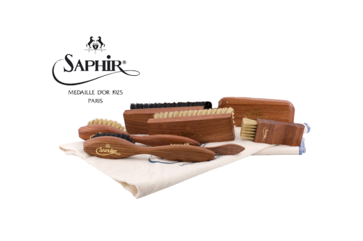 SAPHIR MDOR Set Brushes Grand