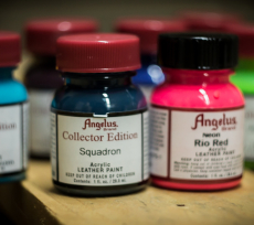 ANGELUS Acrylic Leather Paint Collector Edition 1oz