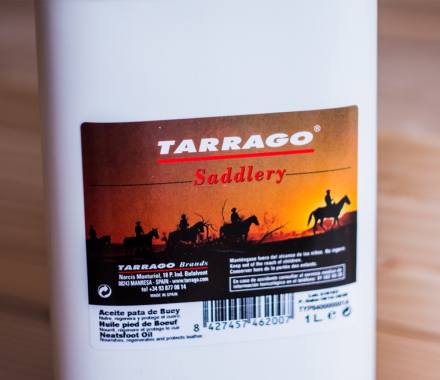 Olej do skór - TARRAGO Saddlery Oil Neatsfoot 1L