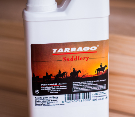 Olek do skór - TARRAGO Saddlery Oil Neatsfoot 500ml