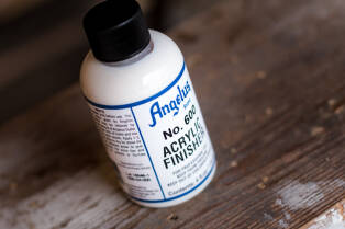ANGELUS Acrylic Finisher 4oz