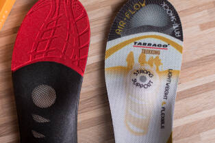 TARRAGO Outdoor Trekking Insoles