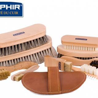 SAPHIR BDC Set Brushes Big