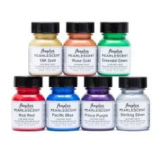 ANGELUS Pearlescent Leather Paint 1oz