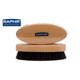 SAPHIR BDC Brush Natural Oval 13.5cm